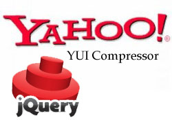 Yahoo YUI Compressor and jQuery